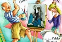 Children's Art Books