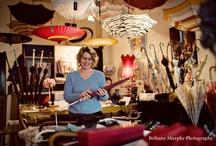 My umbrella shop / by Jodell Egbert