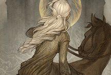 Fantasy and mythology / by Sarah Dallas