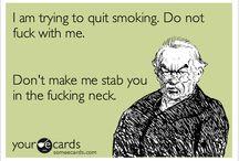 No smoking please
