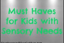 Preschool- sensory