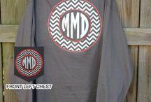 Vinyl Letter Shirt Ideas