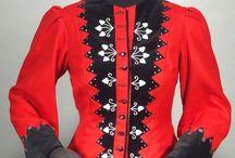 European Folk Fashion