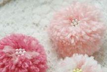 毛糸クラフト