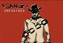 DJANGO  /  illustration fan film