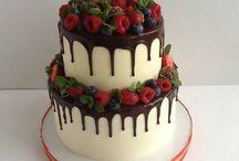 B cakes