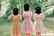 Bridesmaids Dresses that make us happy
