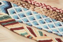 Knoten und deko