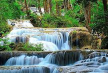 Nature, waterfalls, forests etc
