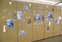 Coyote Pride Displays / A collection of photos of the Coyote Pride Displays we have had here at the John M. Pfau Library.