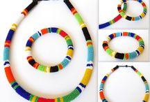 - Beaded jewellery -