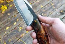 kniv selvalgt