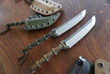 Military instruments and survival tools / Military machinery and survival tools are romantic.