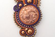 Crafts - Soutache Inspiration / by Victoria Anderson