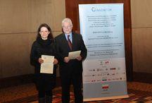 Wręczenie medali i dyplomów ARCA i iENA (styczeń 2015) / uroczystość wręczenia medali i dyplomów laureatkom i laureatom wystaw w Zagrzebiu i Norymberdze (2014)