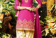 Salwar  styles