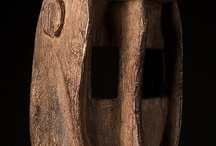 African Art / Mostly contemporary and modern African Art (some traditional wood carving)
