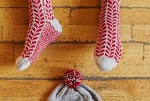 Hygge - knitting patterns for a cozy time