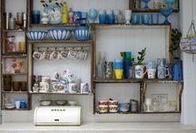 Kitchen Shelf Ideas
