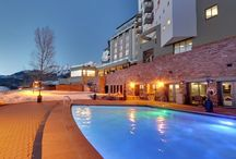 Spa at The Peaks Resort and Spa / Largest Spa in Colorado at 42,000sq ft / by The Peaks Resort and Spa