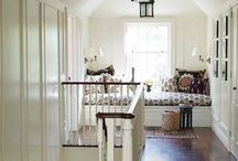 Interiors - nooks / by Townmouse