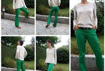 couture / pantalon