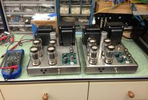 tube amp and preamp