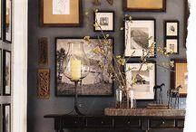 Wall collage / Photos