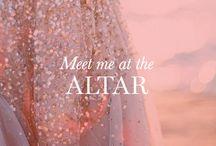 Meet Me At The Altar / All things elegant & luxury in the world of weddings. / by Elie Tahari