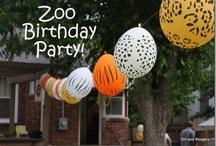 Zoo Party: Creative DIY Ideas
