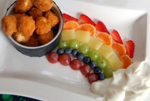 Fun food for littles / by Michele Gummett