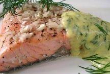 Fish/Seafood / by Diane Niekamp