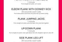 Workouts / by Shelley Morton