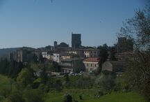 Castellina in Chianti / This is just one of several lovely hilltop towns to visit in the Chianti region of Tuscany.