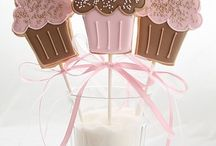 Decorative cookies / by Geralyn Humphrey