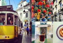 Lisbon, Portugal / Beautiful pictures of Lisbon, Portugal to help you plan your travel to this charming city.