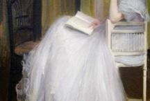 Painting of women