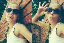 summer selfies
