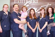 The Edmond East Animal Hospital Team