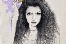 Lorde<3 / We Live In Cities You'll Never See On The Screen / by Kenedy Hammack