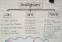 Fire Safety / Ideas and lesson plans for teaching fire safety to children