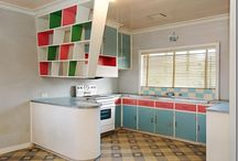 Project : 1950 Kitchen
