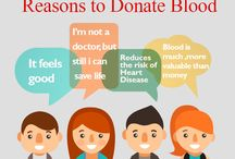 #Reasons to Donate Blood