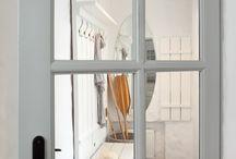 I.D. // SCANDINAVIAN ANTEROOM / Inspirations and my own projects in SCANDINAVIAN ANTEROOM interior design theme.