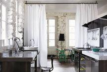 Curtains / by Vanessa Hansen Lies
