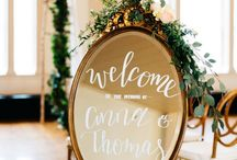 Inspire | Welcome signs