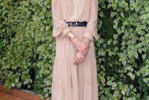 vestidos largos de día