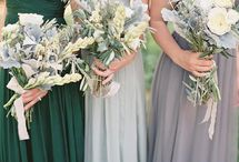 wedding colors / by Erin Marie