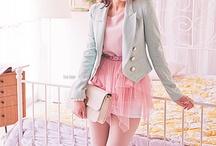 Clothes + Stuff I love / by Karen Christie