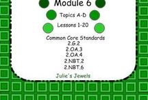 Engageny math / Modules for 2nd grade math
